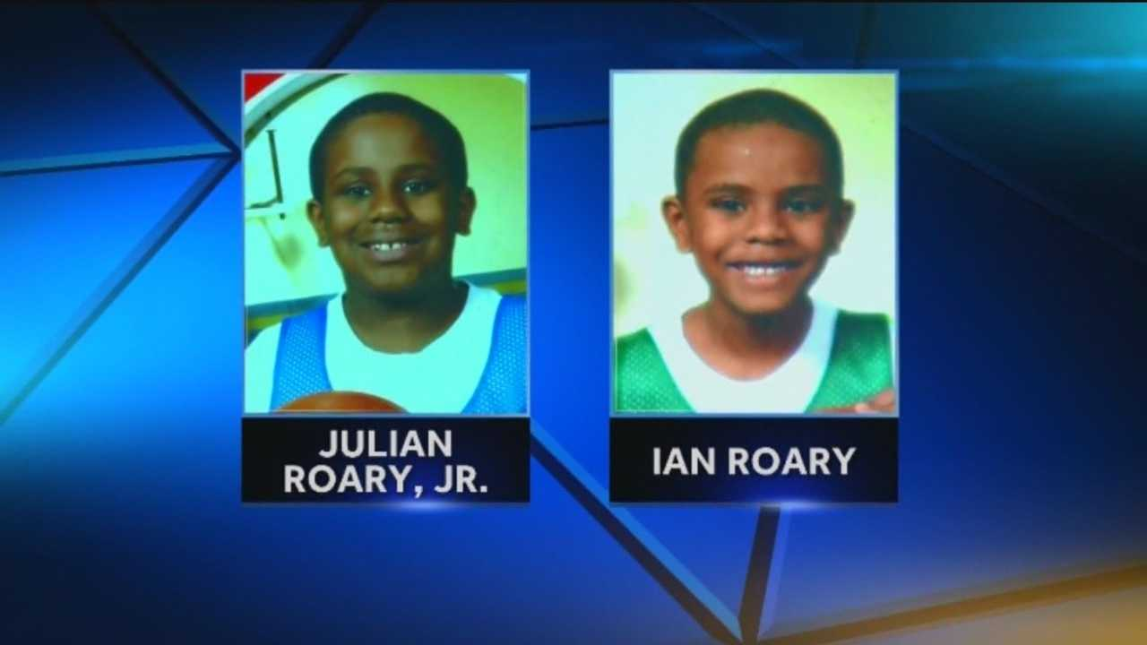 Police say Julian Roary, 47, shot his sons, Julian Roary Jr., 12, and Ian Roary, 10, before shooting himself.