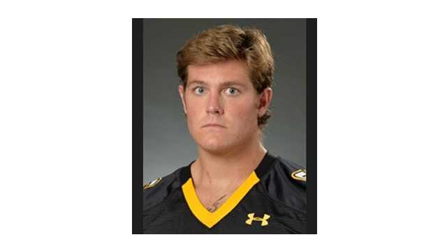 Gavin Class, who nearly died after collapsing during a football practice in 2013, sued Towson University as he is trying to rejoin the team.