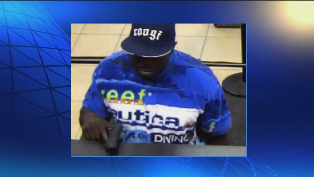 "A man the FBI named the ""ball cap bandit"" has been linked to about a dozen robberies in the Baltimore area."