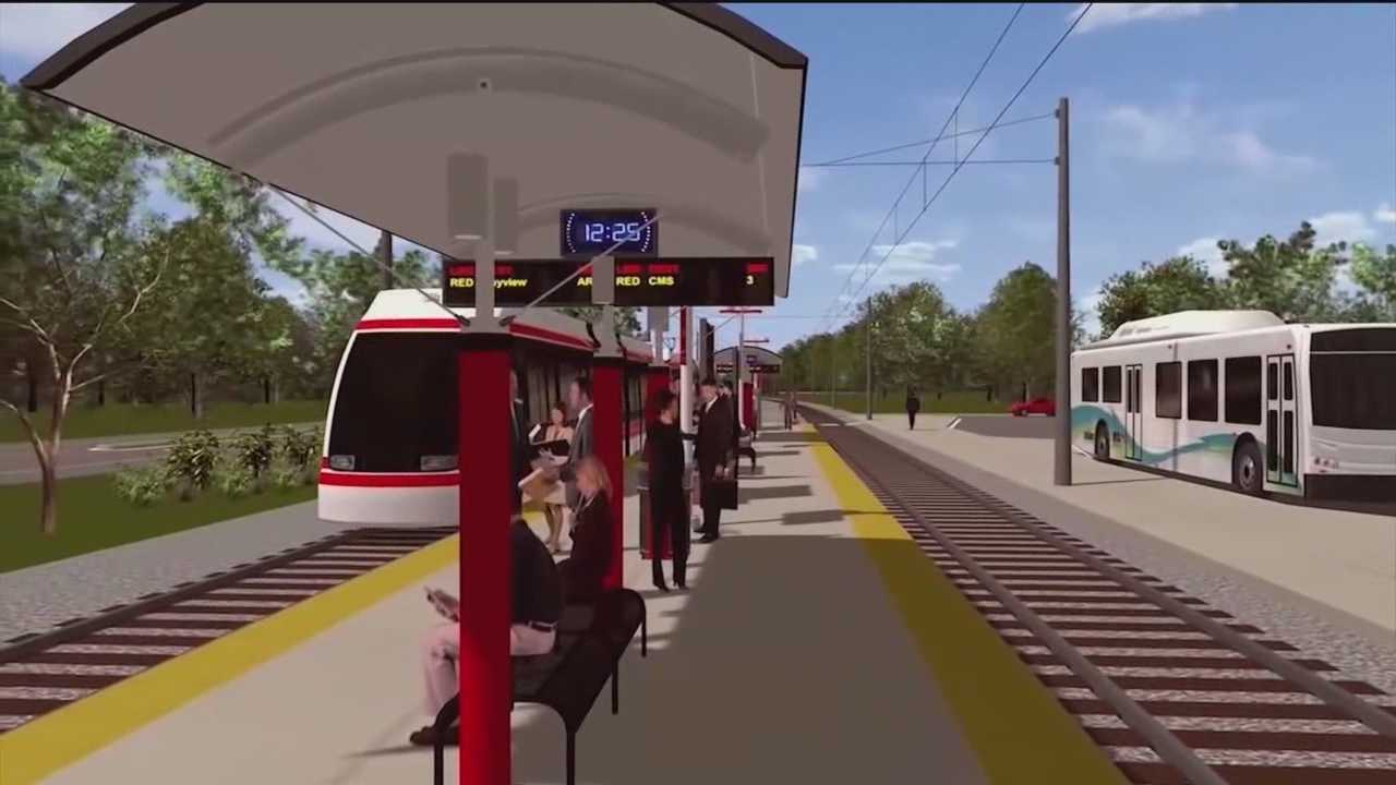 State officials say MTA bus service will be dramatically improved as an alternative to building the Red Line light rail system connecting east and west Baltimore.