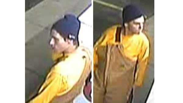 7-Eleven Dundalk robber