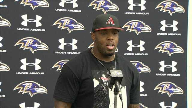 Ravens LB Terrell Suggs