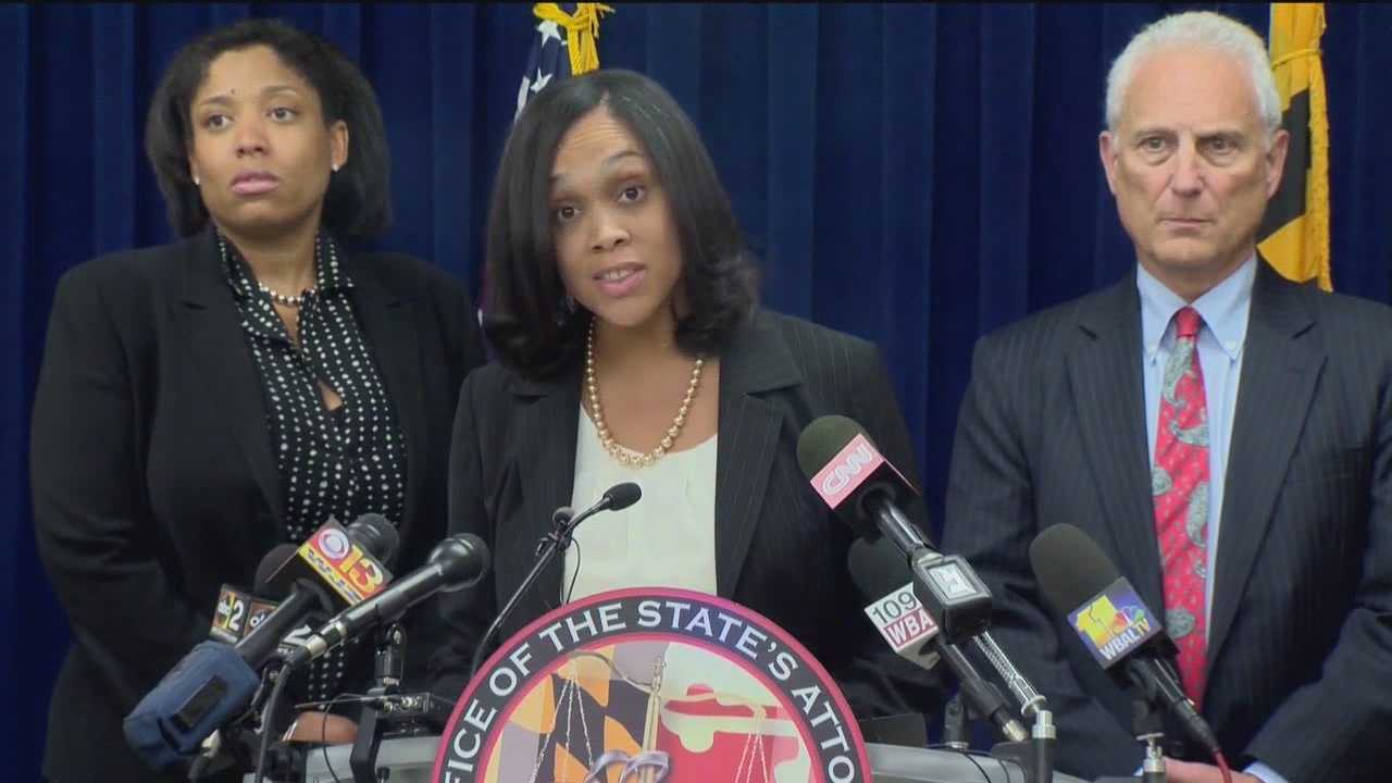 Baltimore City State's Attorney Marilyn Mosby answered criticism regarding her willingness to work with a homicide commission but also questioned if the money it cost was worth it.