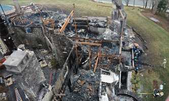 A 43-page final report released Wednesday by the Anne Arundel County Fire Department and the federal Bureau of Alcohol, Tobacco, Firearms and Explosives concluded that a fatal Annapolis mansion fire was accidental. The report said a 15-foot Christmas tree went up in flames after it was ignited by an electrical fire, killing six family members in January. Read more here.