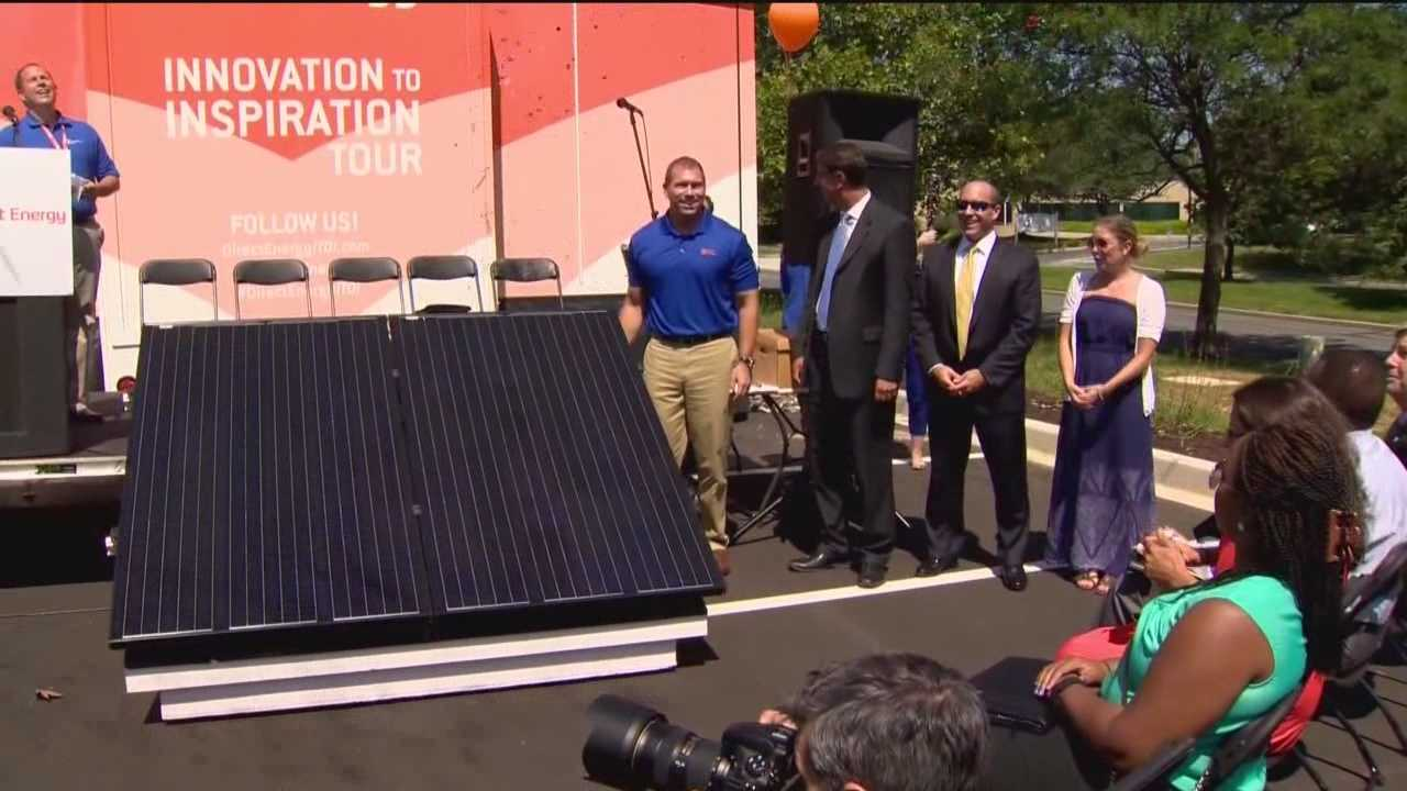 Direct Energy Solar opens its headquarters in Columbia with hopes of growing its role within the community and nationwide. Last year, Direct Energy acquired Annapolis Junction-based Astrum Solar to create Direct Energy Solar. The company plans to hire about 800 people this year across North America. The new headquarters in Columbia has 42,000 square feet of office space to prepare for what they see as inevitable growth across the country, starting in Maryland.