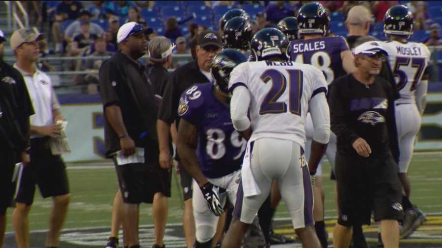 Ravens cornerback Lardarius Webb hopes to stay healthy in 2015.