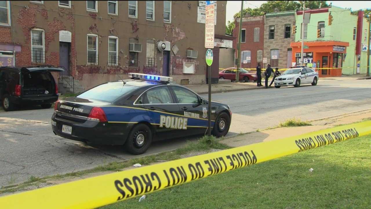 Two people were killed and five others were shot over the weekend in the latest round of violence in Baltimore City. To date, nearly 200 homicides have been reported in Baltimore through 220 days in 2015. City police, leaders and community organizers are calling for the end to the violence and want the community to rally in support of the effort as Baltimore is coming off its most violent month in decades.