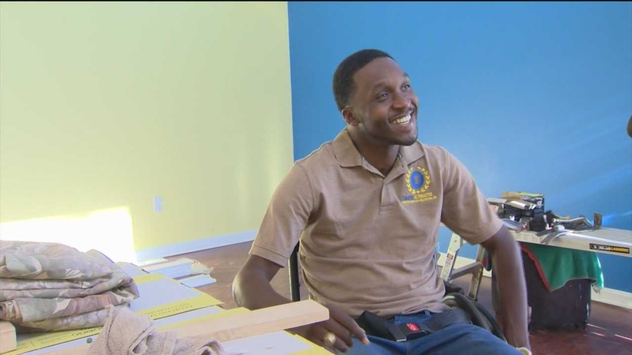 Middle school students in west Baltimore will soon have a new place to hangout. The SAFE Center is opening its doors this weekend giving students access to educational help and opportunities. The center is the vision of Van Brooks, a former Loyola football standout, who has worked to make a difference in the community since being paralyzed in an accident during a game in 11 years ago when he was 16. Brooks formed the nonprofit Safe Alternative Foundation for Education (S.A.F.E.) three years ago and has spen