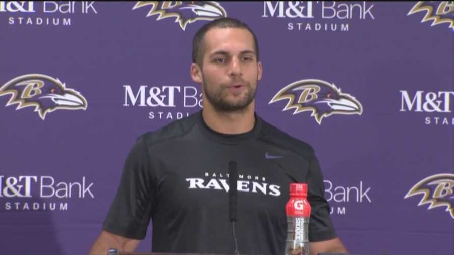 Ravens wide receiver Michael Campanaro talks about his performance in his team's 30-27 2015 preseason victory over the New Orleans Saints.