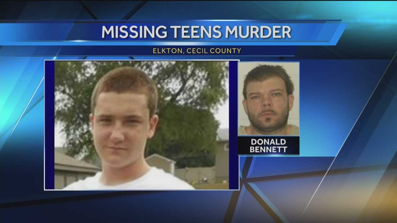 Their bodies have never been found, but the man charged with the murders of two Cecil County teenagers has pleaded guilty to killing them. According to the Cecil Whig, Donald Bennett admitted to strangling Ricardo Levenberry, 16, and Jesse Veasey Jr., 19. Both teens were last seen in the Hollingsworth Manor neighborhood in Elkton getting into a blue Chevy, driven by Bennett in August 2014. As part of the plea deal Bennett faces 30 years in prison when he is sentenced on Friday.