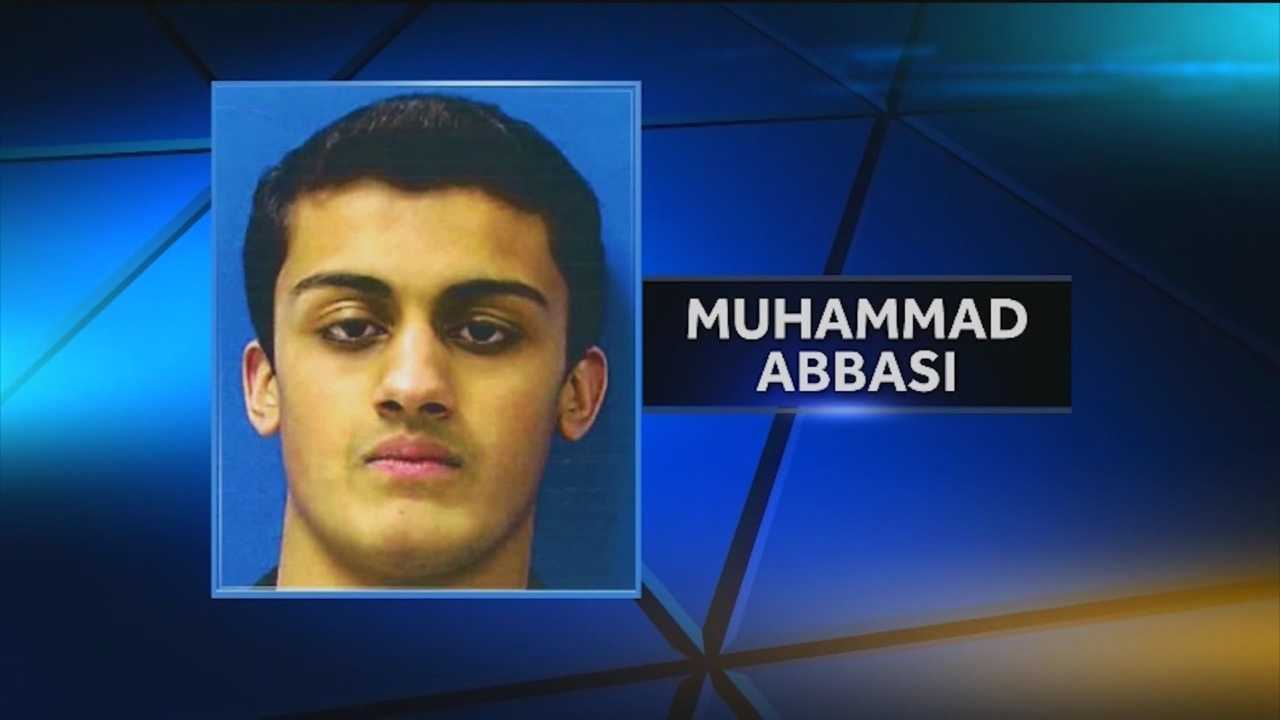 Baltimore County police have charged an 18-year-old man in the killing of his father in Catonsville. County police said officers were called shortly after 11:45 a.m. Tuesday to a house in the 1000 block of Southridge Road for a report of cardiac arrest. The man, Shakeel Ahmed Abbasi, 50, was declared dead at the scene. Police said they found evidence of stab wounds and bludgeoning. An autopsy will be conducted Wednesday. Police said they have charged Abbasi's son, Muhammad Hasnet Shakeelabassi, 18, with fir