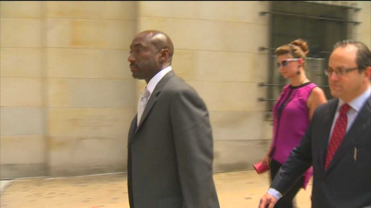 The Darren Sanders sexual assault trial will soon be in the hands of a jury. Sanders is the head of security for the Ravens. A cleaning employee at the stadium claims he inappropriately touched her after a game last year.