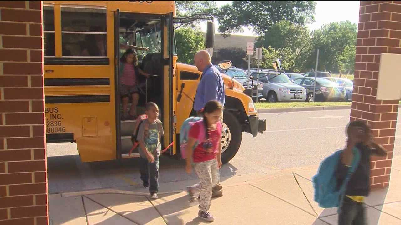 School is back in session for much of Maryland, including in Anne Arundel County. Now that it's back to class for students, expect to see more police on school property and the roads nearby.