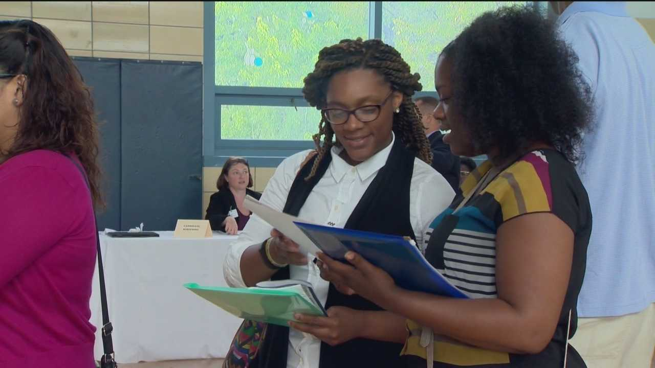 Baltimore City Public Schools are running short on educators, days before students return to class. Almost three weeks after holding a teacher jobs fair, Baltimore City is still looking to hire. Officials said the district needs to hire 90 teachers before Monday, and there's also a shortage of principals. The teachers union said the district had twice as many vacant classroom jobs a year ago, and even though first-year city teachers are the highest paid in the state, the district is still having a hard time