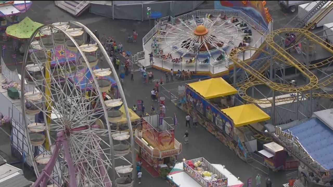 "It's Ridemania at the Maryland State Fair Thursday night, where visitors can ride all the rides for just $20. But, the ""11 best days of summer"" officially kick off Friday morning, and this year, here are some new additions."