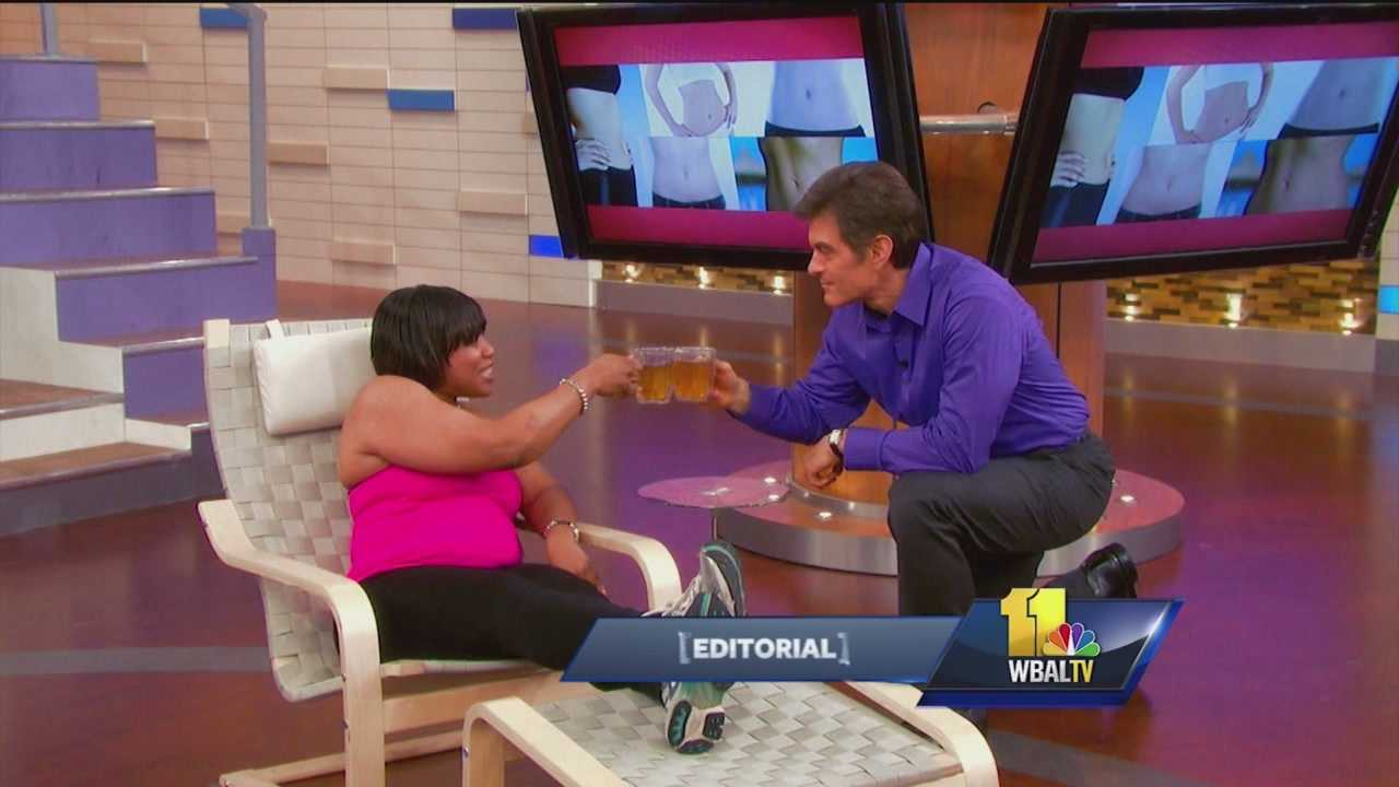 Dr. Oz is visiting Maryland this Saturday to spread the word about health and wellness.
