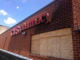 CVS Pharmacy announced Thursday that, by the end of the year, it plans to reopen two Baltimore stores that sustained heavy fire damage during protest activity last April. Demolition work at the closed CVS Pharmacy at 2509 Pennsylvania Avenue began 7 a.m. Friday. The store will be completely rebuilt and it is scheduled to reopen by the end of this year.