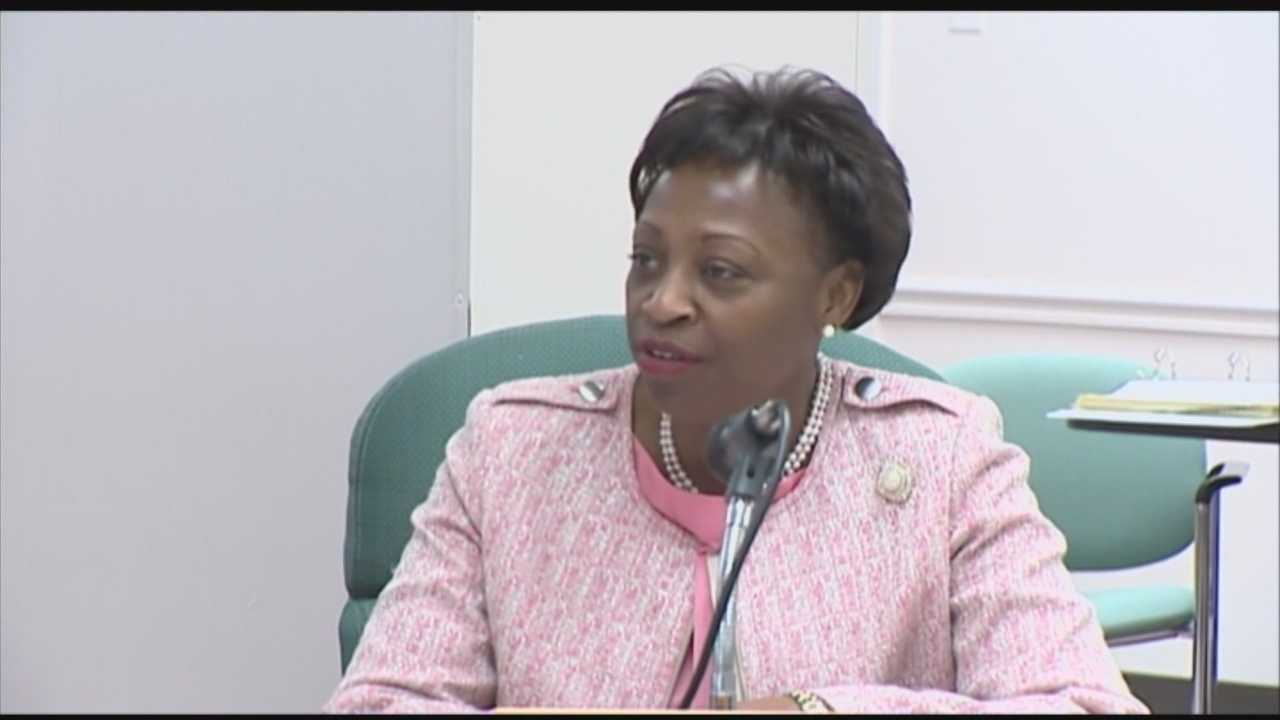 Maryland public schools Superintendent Lillian Lowery is stepping down, WBAL-TV 11 News reporter Tim Tooten first reported. Lowery is leaving to become president and chief executive officer of FutureReady Columbus, an education non-profit corporation. The Maryland Board of Education has appointed Dr. Jack R. Smith as interim state superintendent. Smith will serve the remainder of Lowery's term, which ends June 30, 2016.