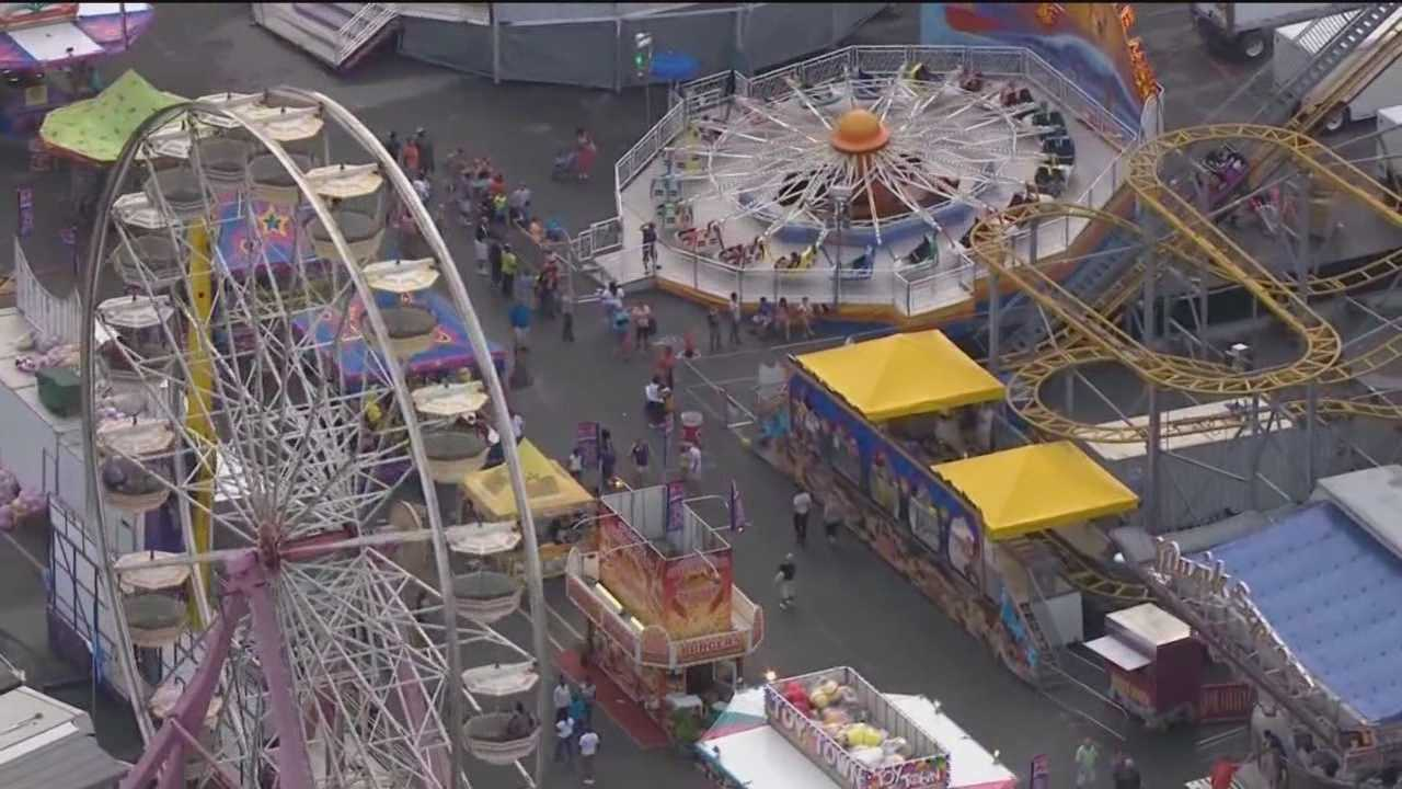 Maryland State Fair officials said they have plenty of police patrolling the fairgrounds and there is nothing for visitors to fear after to recent incidents. The first involved a 17-year-old boy being arrested for allegedly sexually abusing a 9-year-old who he knew. The other was the death of a ride operator from what police believe may have been a heroin overdose.