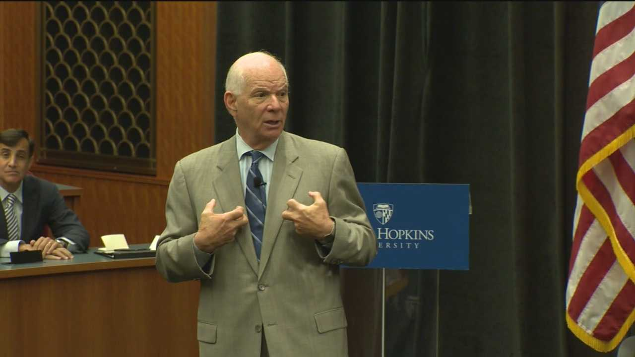 Chances are you've seen lobbying efforts during TV commercial breaks or even on your social media. Sen. Ben Cardin has not publicly announced whether he'll support the deal, but Tuesday a couple of fellow Democrats put their support behind the president. The American Israel Public Affairs Committee is holding a forum at Beth Tfiloh to oppose the Iran deal. Cardin worships at Beth Tfiloh. While he will not be at the meeting, he was at Johns Hopkins University earlier Tuesday meeting with that university's pr