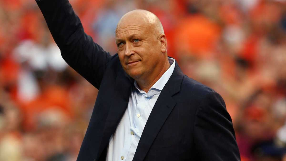 Orioles Hall of Famer Cal Ripken Jr. celebrates the 20th anniversary of breaking the all-time consecutive games played streak.
