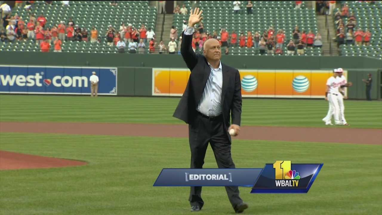 Some may not know the difference between a curve ball or a slider, but it's quite likely that most Marylanders would recognize Cal Ripken Jr. in a crowd. The Iron Man of baseball is celebrating the 20th anniversary of the day he broke Major League Baseball's consecutive-games-played streak at 2,131. After a strike and the cancellation of the World Series, the streak was major cause for celebration in the baseball realm.