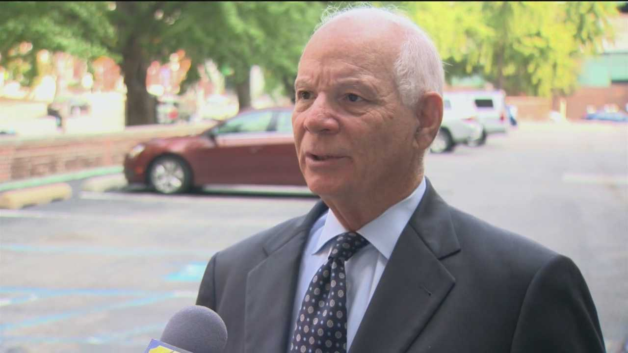 U.S. Sen. Ben Cardin, D-Md., said Friday that he will not vote to support the proposed Iran nuclear deal.