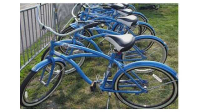 Baltimore Mayor Stephanie Rawlings-Blake wants to launch  a bike share program in the city.