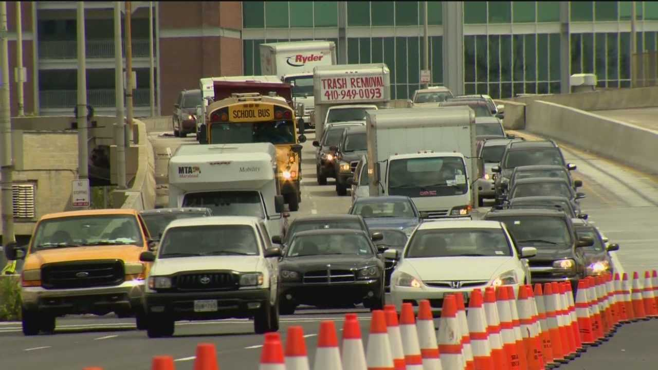 A recent study found that driver in the Baltimore-Washington region are dealing with the most congested roads in the country. The study found that, on average, drivers spent 82 hours a year in the vehicles commuting to work and lose $1,834 and 32 gallons of gas during that time. Experts blame everything on lack of quality mass transit to longer commutes and more people driving due to cheaper gas prices as some of the reasons for the congestion.