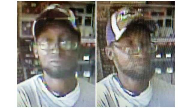 Baltimore County police said this man is one of two men suspected of robbing a Game Stop on Aug. 22, 2015 in Essex.