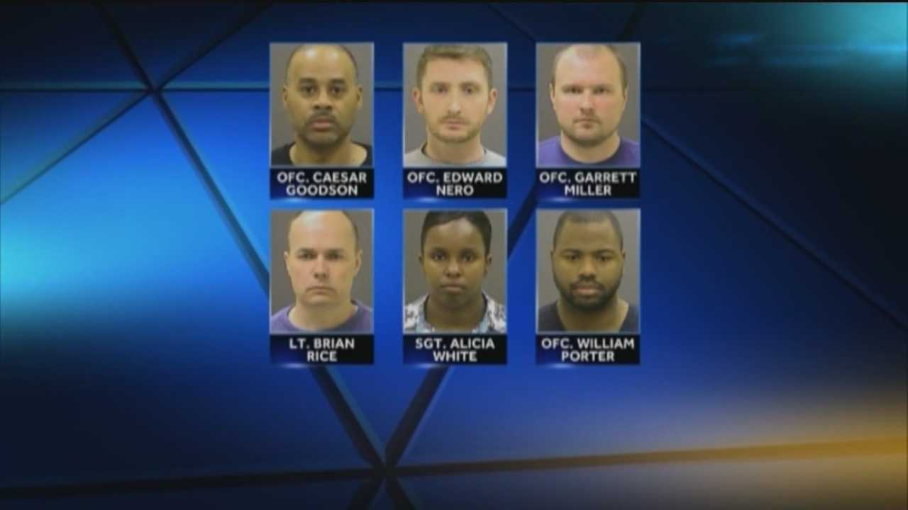 A judge Thursday morning denied a change-of-venue motion in the trials for six police officers charged in the death of Freddie Gray.