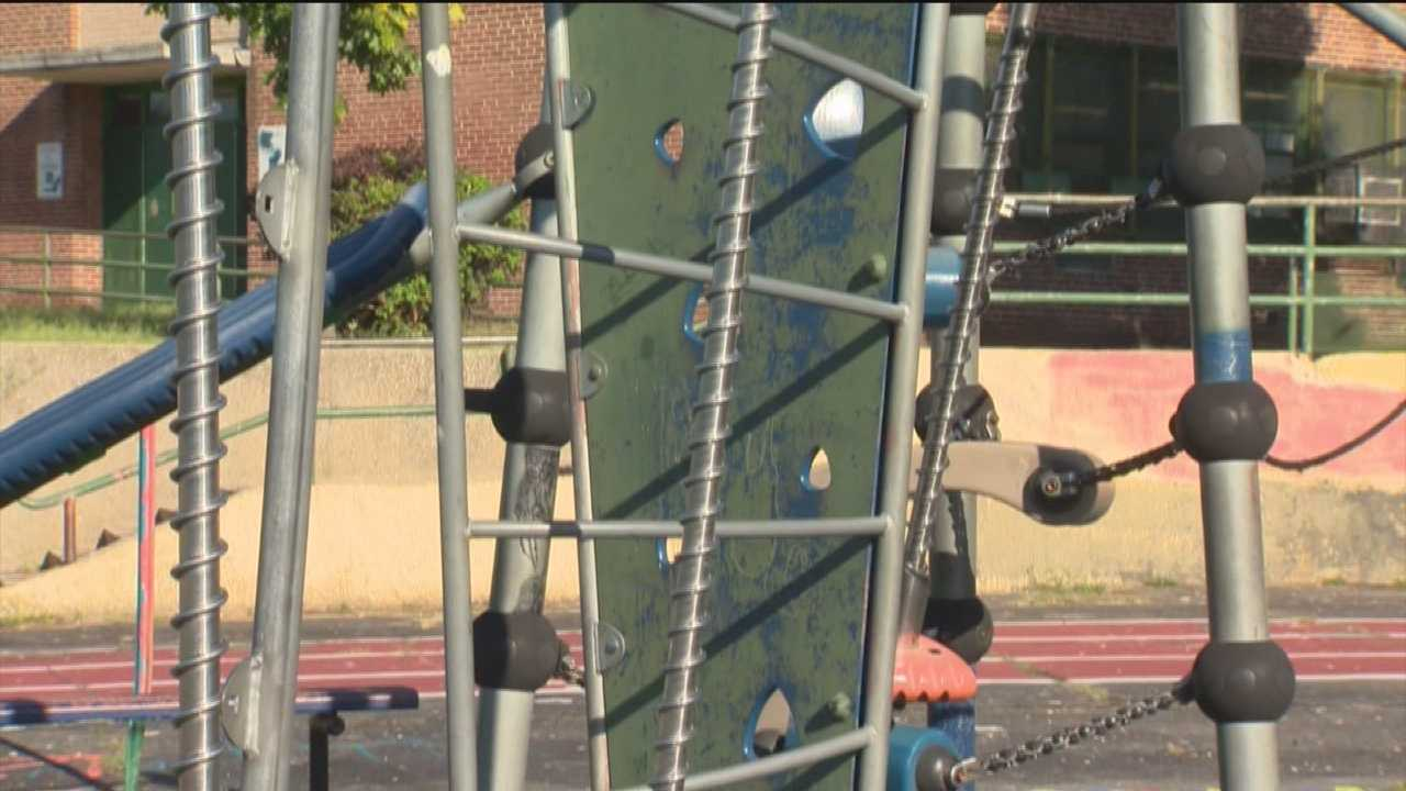 A professional basketball player with ties to the Baltimore area is helping build a new school playground in the city. It's going up in the Sandtown-Winchester Community, a neighborhood which has gotten national attention since the death of Freddie Gray.