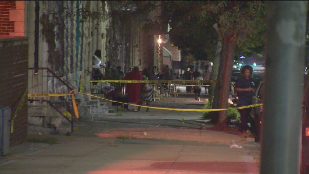 A violent start to this weekend in Baltimore City with several people shot since Friday -- four of those shootings were fatal. The police reports indicate some of the victims were ambushed by gunmen, some were shot during attempted robberies. Police confirmed the latest homicide happened in the 1900 block of Vine Street around 3:30 p.m. Saturday.
