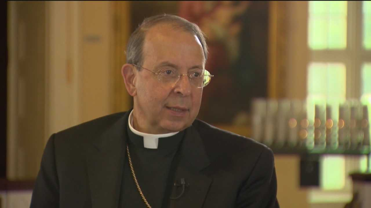 "Baltimore Archbishop William Lori will be among the faithful to welcome the arrival of Pope Francis in the U.S. WBAL-TV 11 News' Jason Newton sat down with Lori and asked, ""What makes this visit so special?"" ""I think the pope has really touched the hearts not just of Catholics, but of just millions and millions of people in our country by his simplicity, by his authenticity, by his pastoral love (and) his love for the poor,"" Lori said."