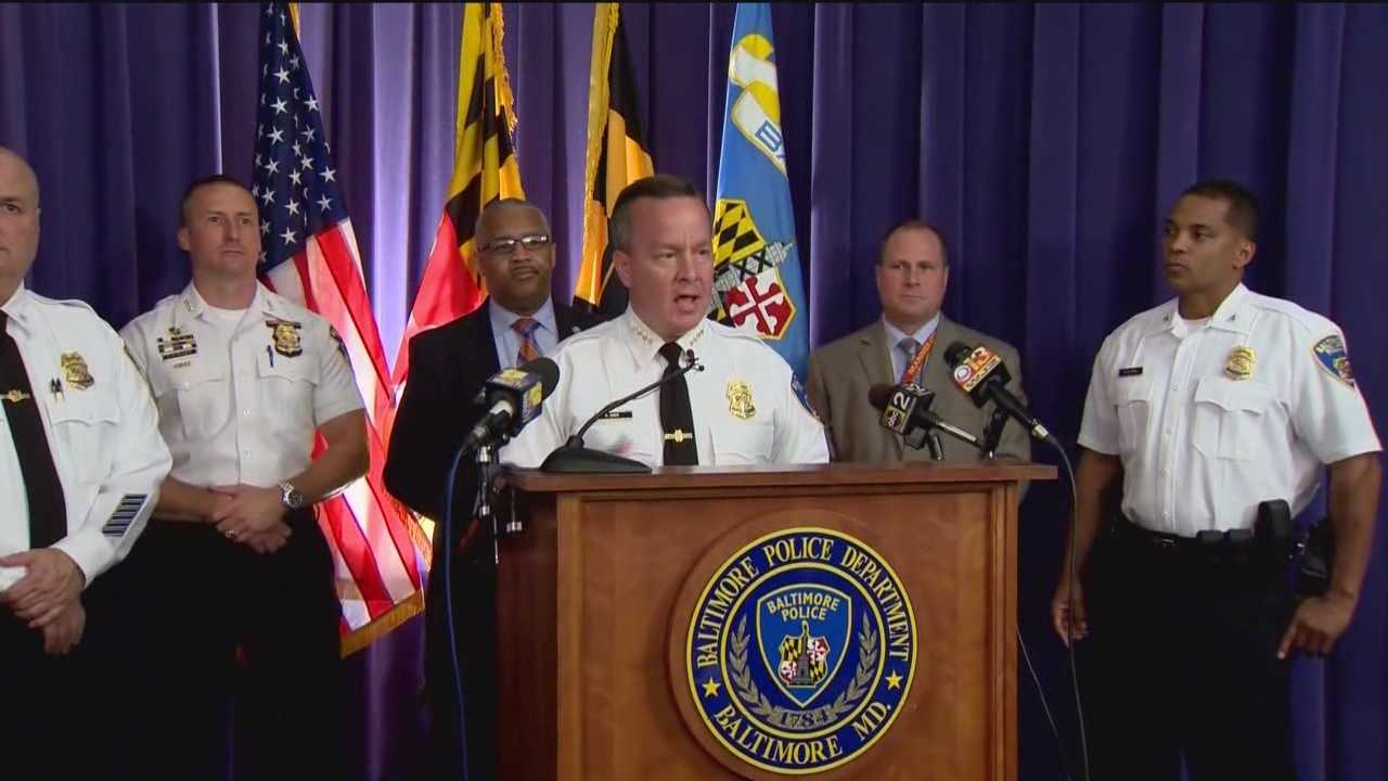 The Baltimore City Council will consider whether Interim Police CommissionerKevin Davis will permanently fill the role during a presentation Monday evening.