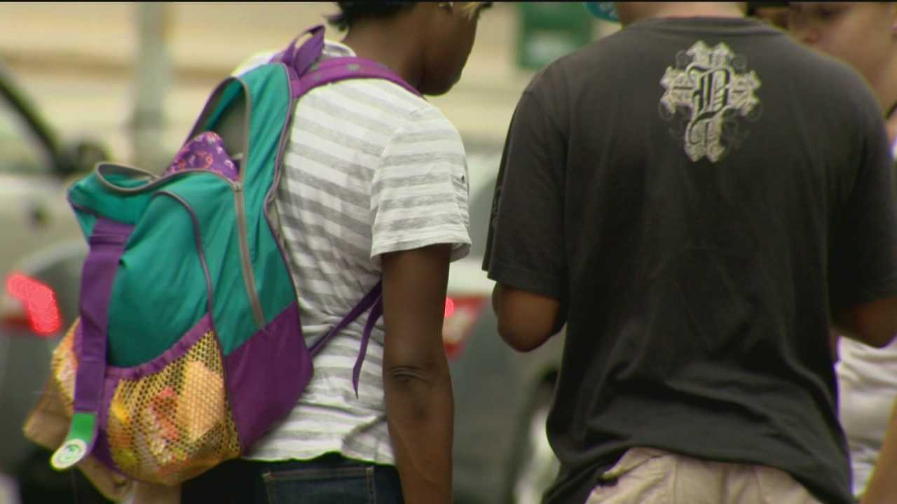 For the very first time there is a concerted effort to count the number of homeless youth living on the streets. 11 News joined the Youth Reach Maryland Coalition -- the group counting this population.