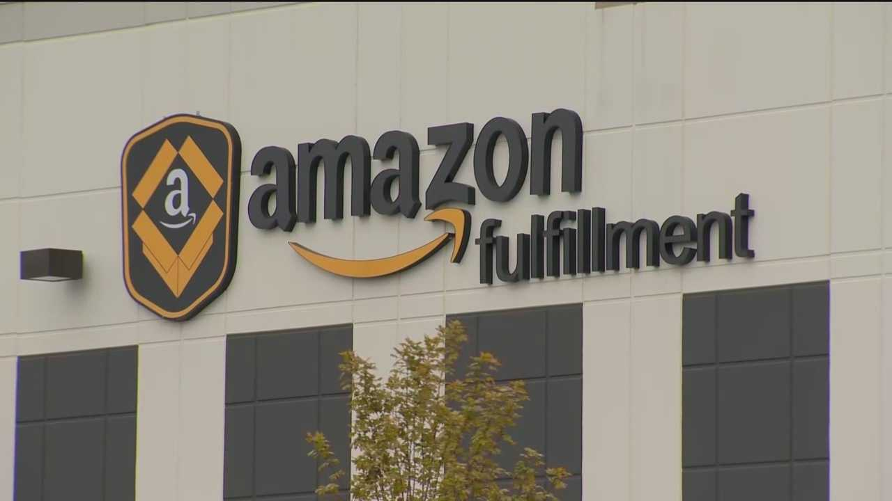 Amazon's state-of-the-art fulfillment center in Dundalk is fully operational.