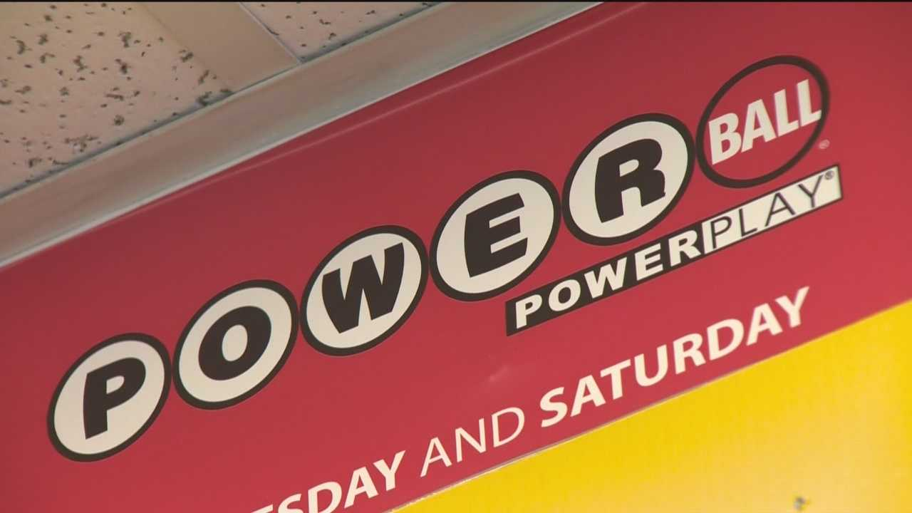 The jackpot for Wednesday's Powerball drawing is p to an estimated $301 million with a cash option of $191.4 million.