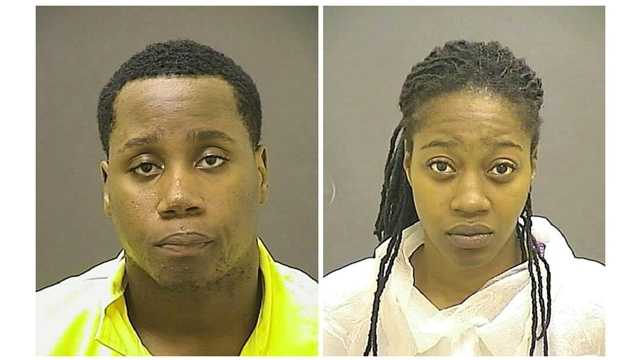 Baltimore Police said Saiquan White and Shaquilla Boykins have been arrested in connection to the Sept. 30 fatal shooting of a 21-year-old man on Penrose Avenue.