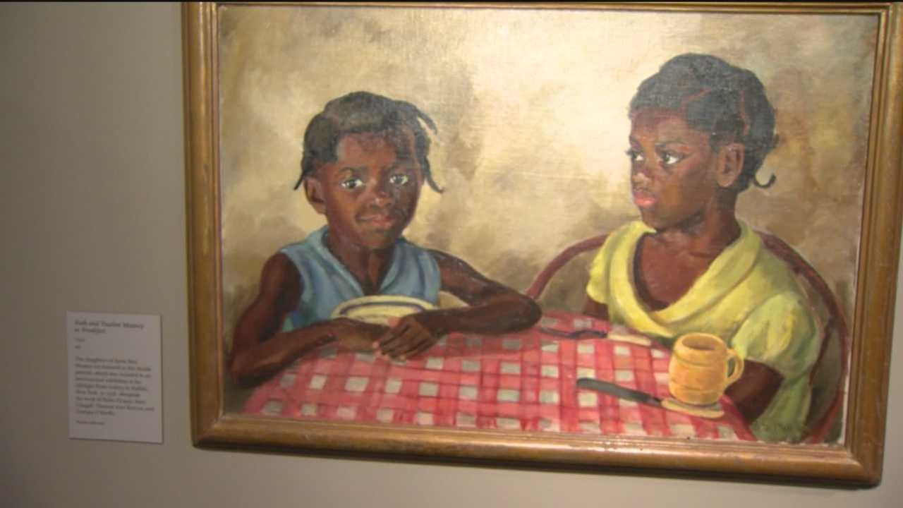 A new exhibit at the Reginald F. Lewis Museum of Maryland African American History & Culture is hoping to bring color to many families on the Eastern Shore.
