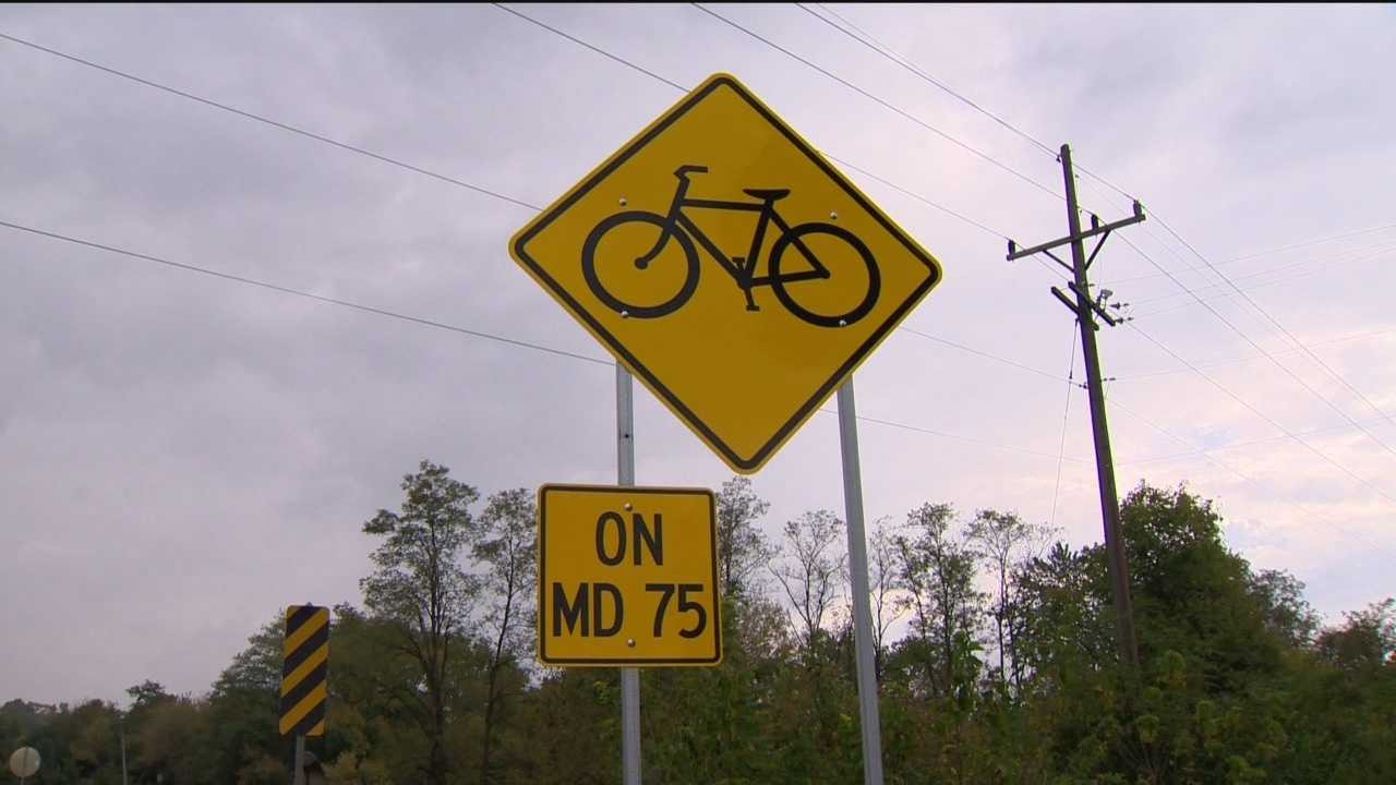 New signage and increased police patrols are part of efforts by the state and Carroll County officials to improve the safety of an intersection where a bicyclist was struck and killed. Since his death five years ago, the family of John Martin has pushed to make the state highway where he died safer, but the family felt they were getting nowhere until the WBAL-TV 11 News I-Team got involved.