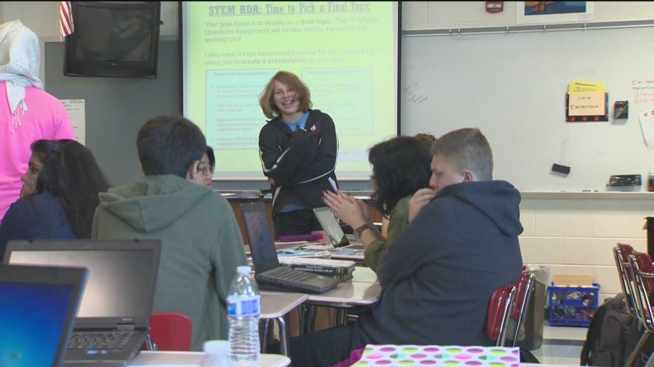 It all comes down to preparation for almost 4 million of the nation's 10th- and 11th-grade students who are set to the take the new PSAT, a test that helps students prepare for the SAT. To step up its commitment, Anne Arundel County Public Schools has agreed to pay for the new test. Students at North County High School are very familiar with the PSAT. Most of them believe it's sort of a stepping stone to success beyond graduation.
