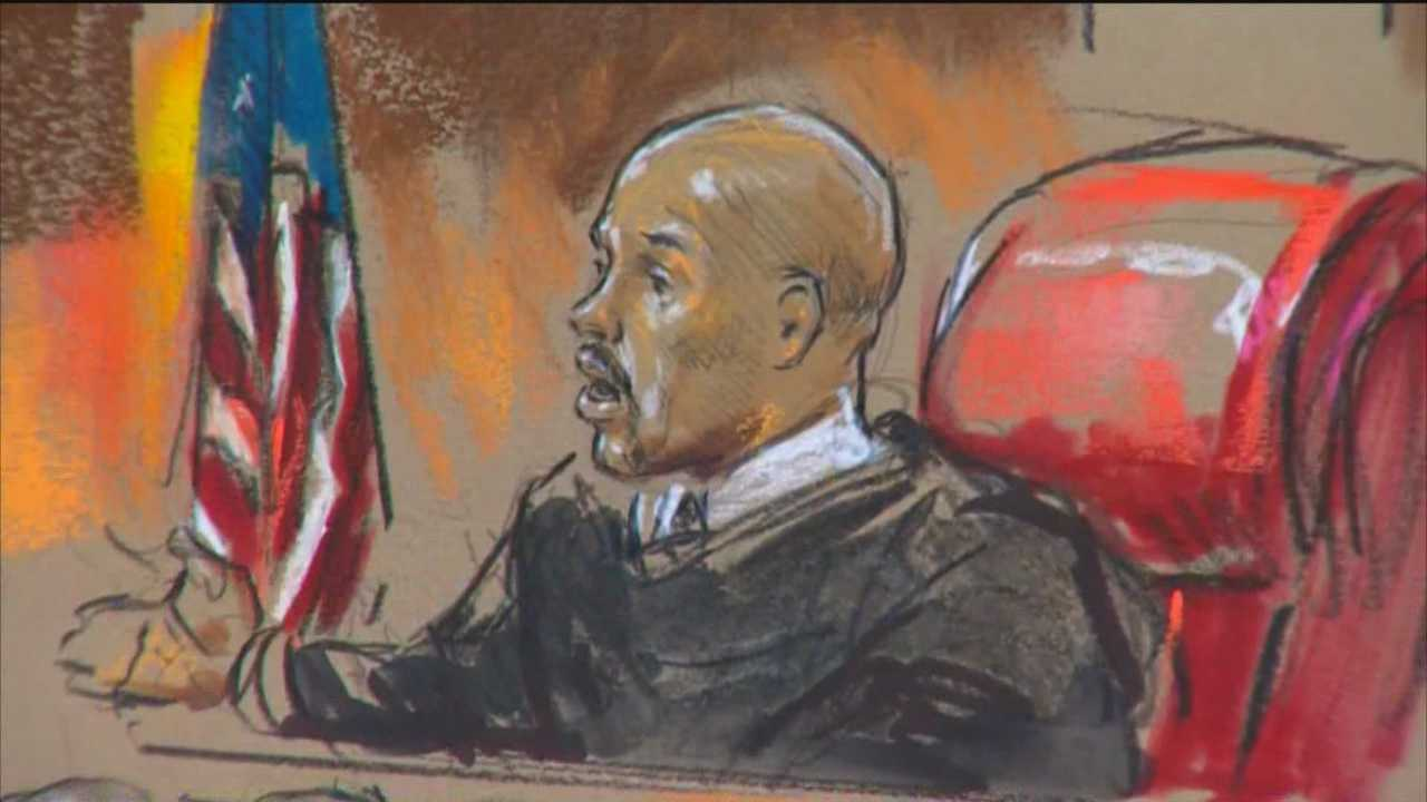 The statements of two of the officers charged in the death of Freddie Gray can be used at trial, a judge ruled Tuesday. All six officers charged were in Baltimore Circuit Court Tuesday as their attorneys argued for several pretrial motions. One of the motions centered on the admissibility of statements the officers made to investigators before they were charged in connection with Gray's death. The defense argued the officers were not read their rights before they were questioned.