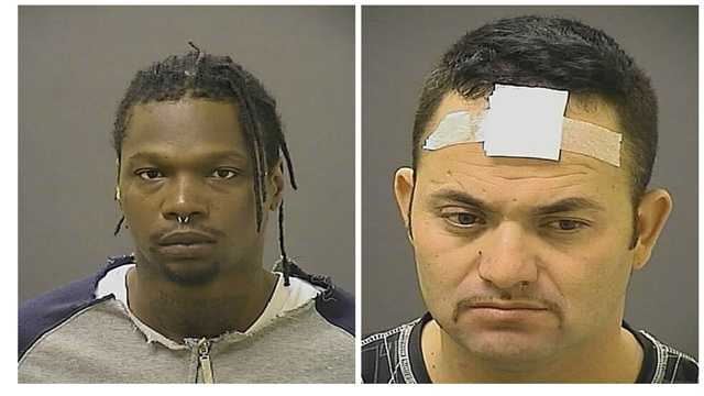 Baltimore police said they have arrestedJamaica Lewis, 36, andRudy Morales, 33, for suspicion of rape in separate cases.
