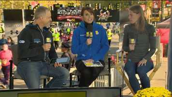 Megan Digregorio with Falls Road Running offers analysis on the Baltimore Marathon.