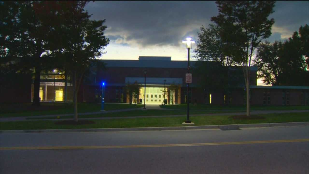 Towson University officials are investigating an incident involving a cellphone found in a locker room. The university's president's office was contacted Friday morning and informed of a situation concerning the women's swimming and diving team. It was reported that team members had found a smartphone inside the team's Burdick Pool locker room that may have captured video images and audio recordings of the student-athletes from inside the locker room.