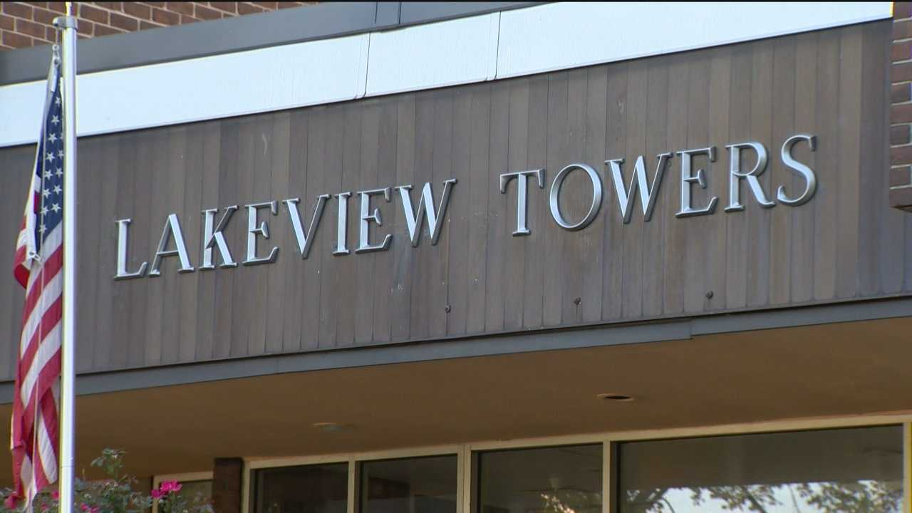 Residents at the Lakeview Towers, public housing project in Reservoir Hill are on their fourth day without water and heat.