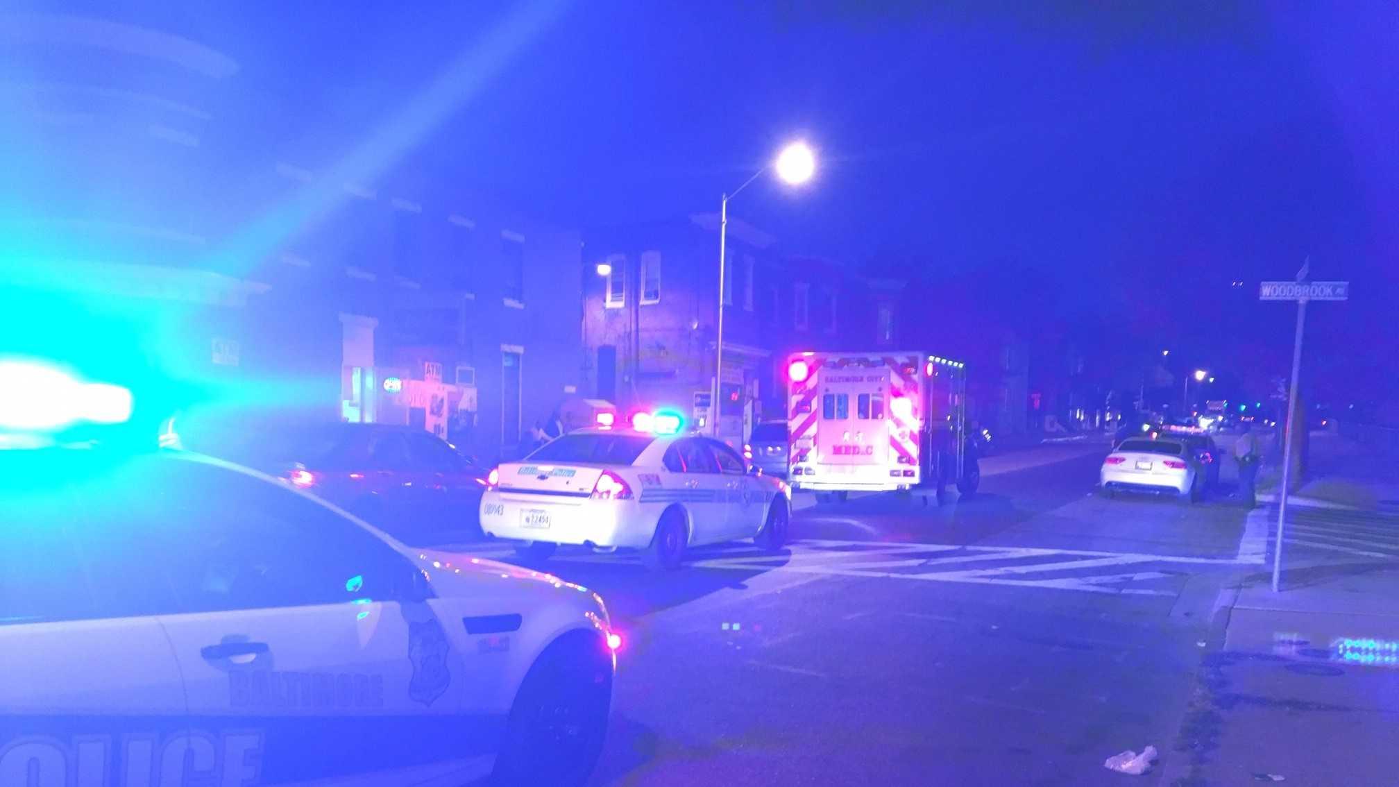 McKean Avenue shooting