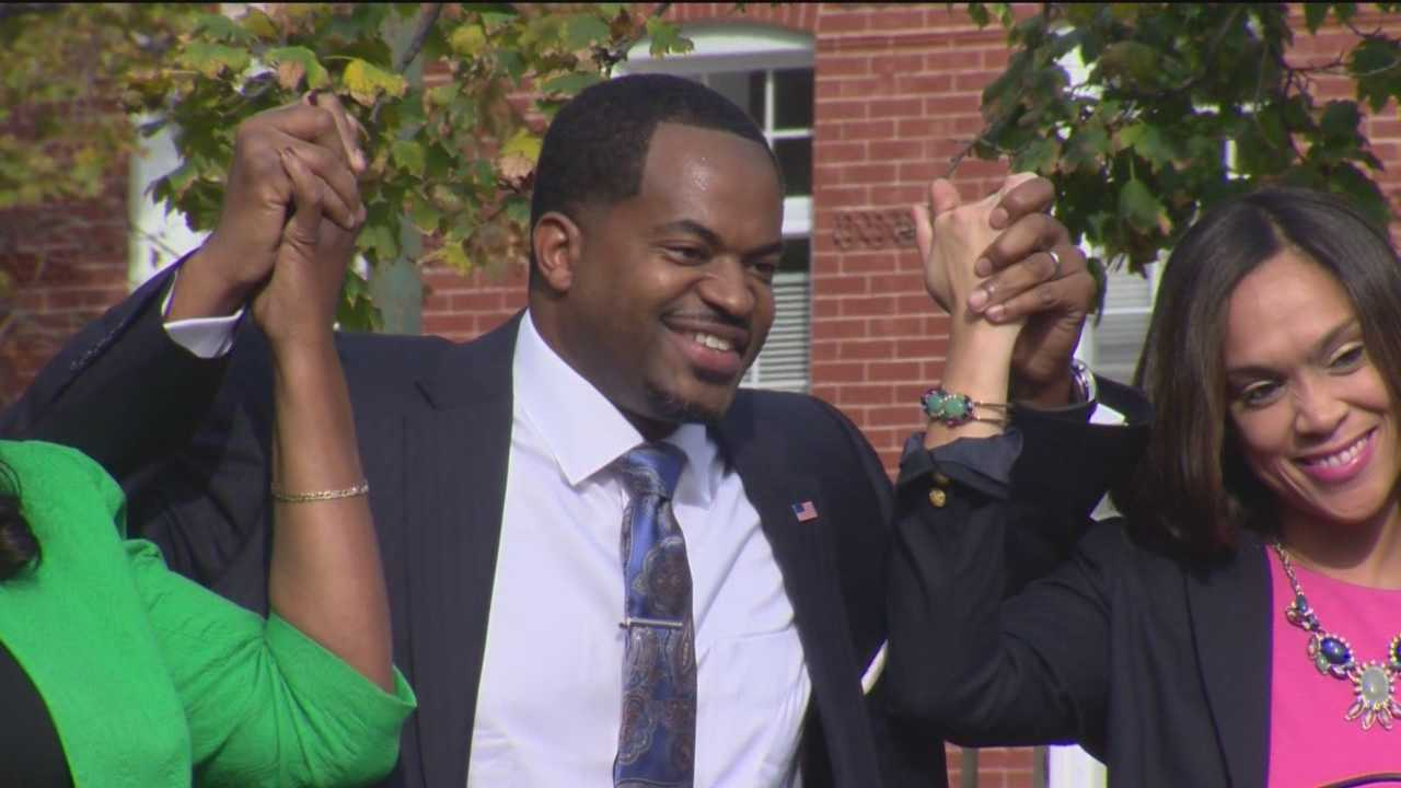 Baltimore City Councilman Nick Mosby made it official Sunday. He is running for mayor. But if he wins, does that create a conflict of interest because his wife, Marilyn Mosby, is the Baltimore City State's Attorney? The short answer from one political expert is yes when it comes to budgets and checks and balances. As mayor, Nick Mosby would be the most powerful executive in city government. Marilyn Mosby is the city's top prosecutor.