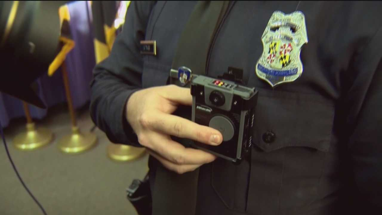 The Baltimore Police Department Tuesday released its initial guidelines for how officers should use body cameras and how officials will handle the video as the department kicks off its pilot program with 150 officers.